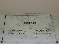 Armando Joseph Ferrari