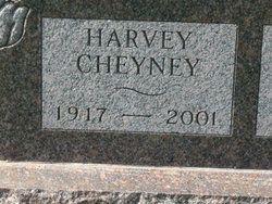 Harvey Cheyney Worthington