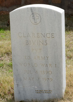 Clarence Bivins