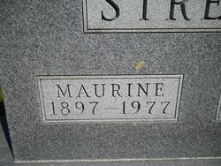Maurine <I>Sidles</I> Streepy