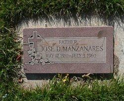 Jose Deciderio Manzanares