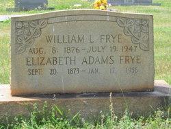 "Elizabeth Adams ""Lizzie"" Frye"
