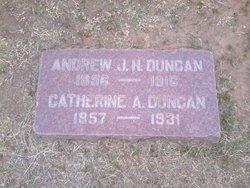 Andrew James Henry Duncan