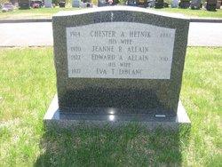 """Chester """"Chet"""" Hetnik"""
