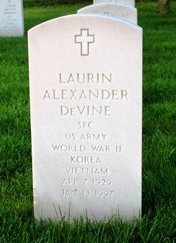 Laurin Alexander DeVine