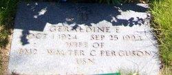 Geraldine E Ferguson