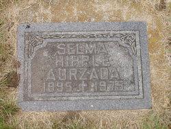 Selma <I>Hipple</I> Aurzada