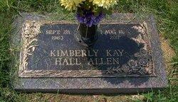 """Kimberly Kay """"Kim"""" <I>Hall</I> Allen"""