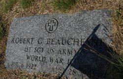 Robert G Beauchesne