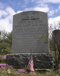 John Montgomery Lynds