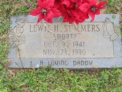 """Lewis H """"Shorty"""" Summers"""
