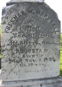 Freeman Ward Marshall