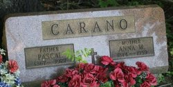 Anna M. <I>Massaro</I> Carano
