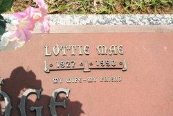 Lottie Mae Akridge