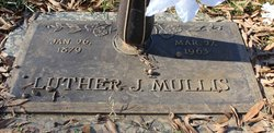 Luther James Mullis