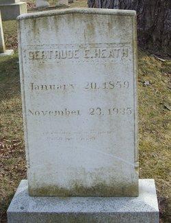 Gertrude Emma Heath