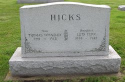 Leta Fern Hicks