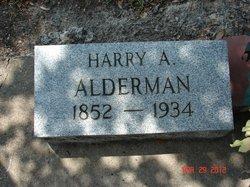 Harry A. Alderman