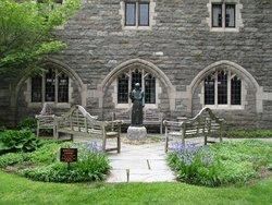 Saint Peters Episcopal Church Memorial Garden