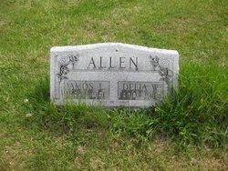 Delia Wilhemia <I>Attig</I> Allen
