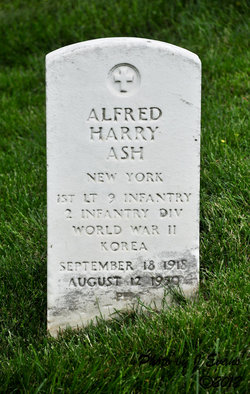 Alfred Harry Ash
