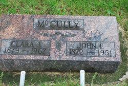 Clara Jane McCully