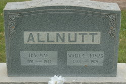 Ida May Allnutt