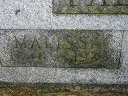 Melissa <I>Hilterbrand</I> Palmer
