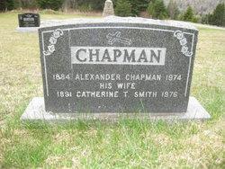 """Alexander """"Alex"""" Chapman, II"""