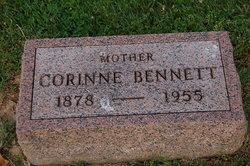 Corinne <I>Tillotson</I> Bennett