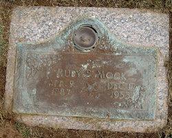 Ruby Louise <I>Spangler</I> Mock