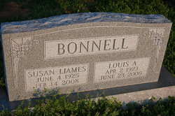 Susan <I>Ijames</I> Bonnell