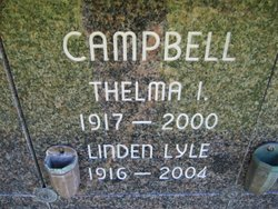 Linden Carlyle Campbell