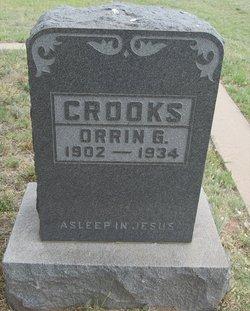 Orrin Garth Crooks
