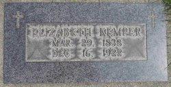 Anna Maria Elizabeth <I>Schniederjan</I> Kemper