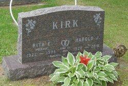 Rita E. <I>Peckosh</I> Kirk