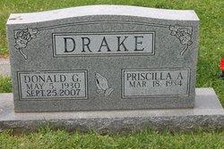 Donald G Drake