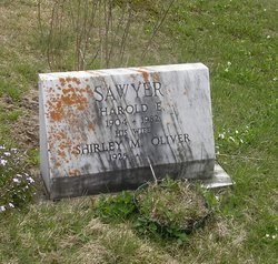 Harold Everett Sawyer