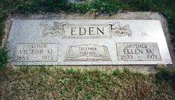 Ellen Margaret <I>Johnson</I> Eden