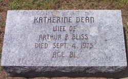 Katherine Dean Bliss