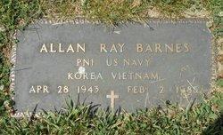 Allan Ray Barnes