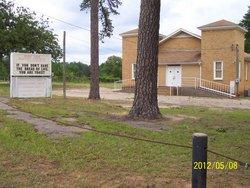 Post Oak Baptist Church Cemetery