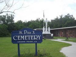 Saint Pius X Cemetery