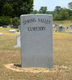 Spring Valley Cemetery #2