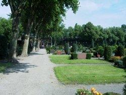 Evangelischer Friedhof Laar Möhlenkampstraße