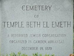 Jewish Rest Cemetery