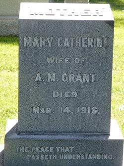 Mary Catherine <I>Thomason</I> Grant