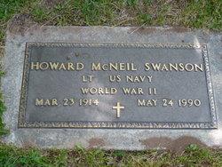 Dr Howard McNeil Swanson