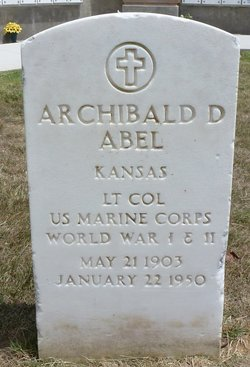 LTC Archibald Dick Abel