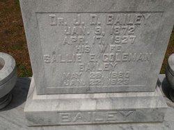 John David Bailey